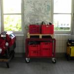 Sonstige Ausrüstungsgegestände